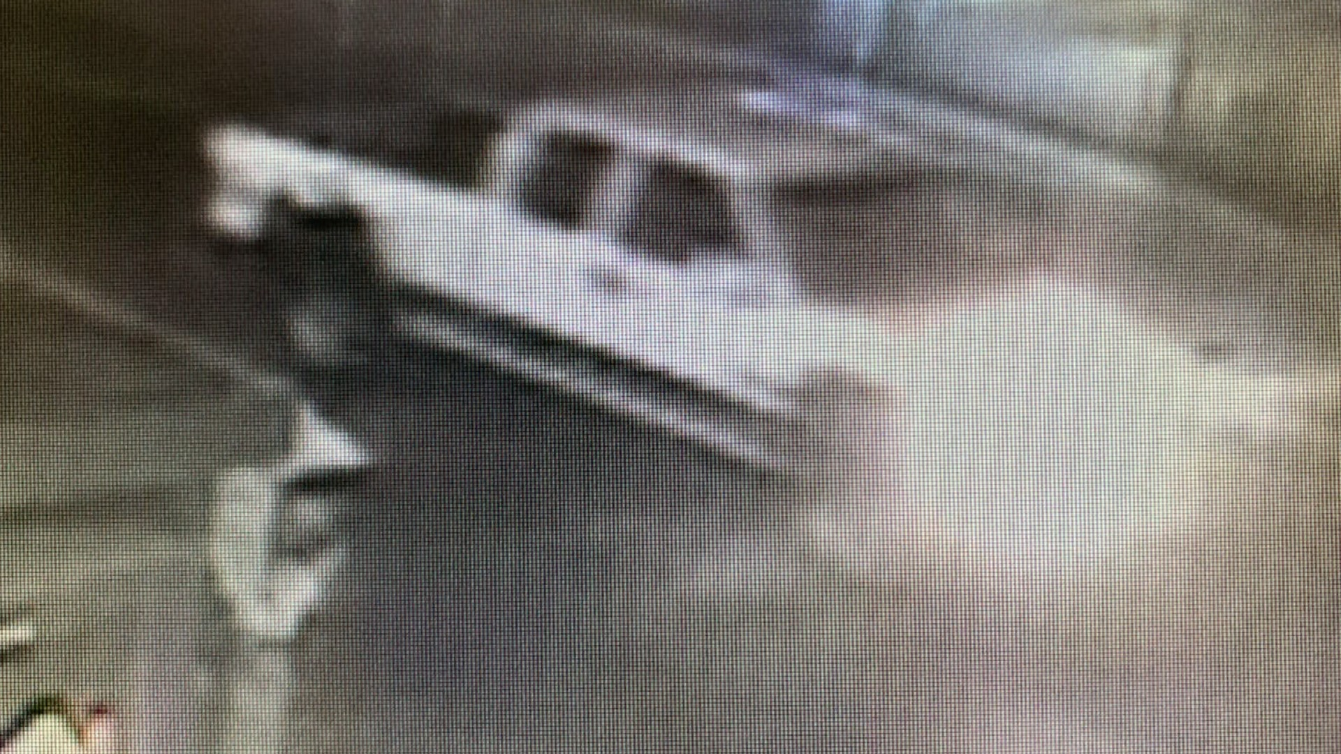 Los Angeles Police released this image of a white truck believed to be involved in a fatal hit-and-run crash in the Westlake neighborhood.