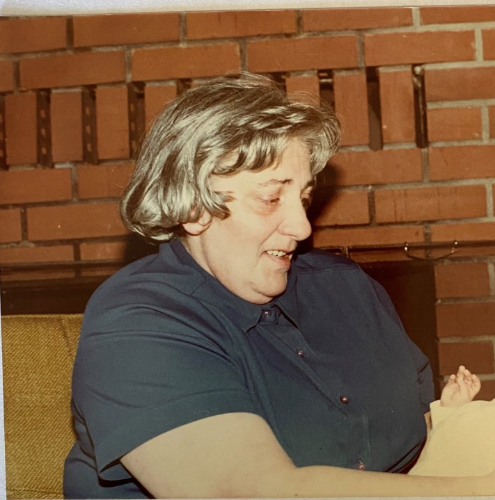 Mary Lindgren is seen in an undated photo provided by the Los Angeles County Sheriff's Department.