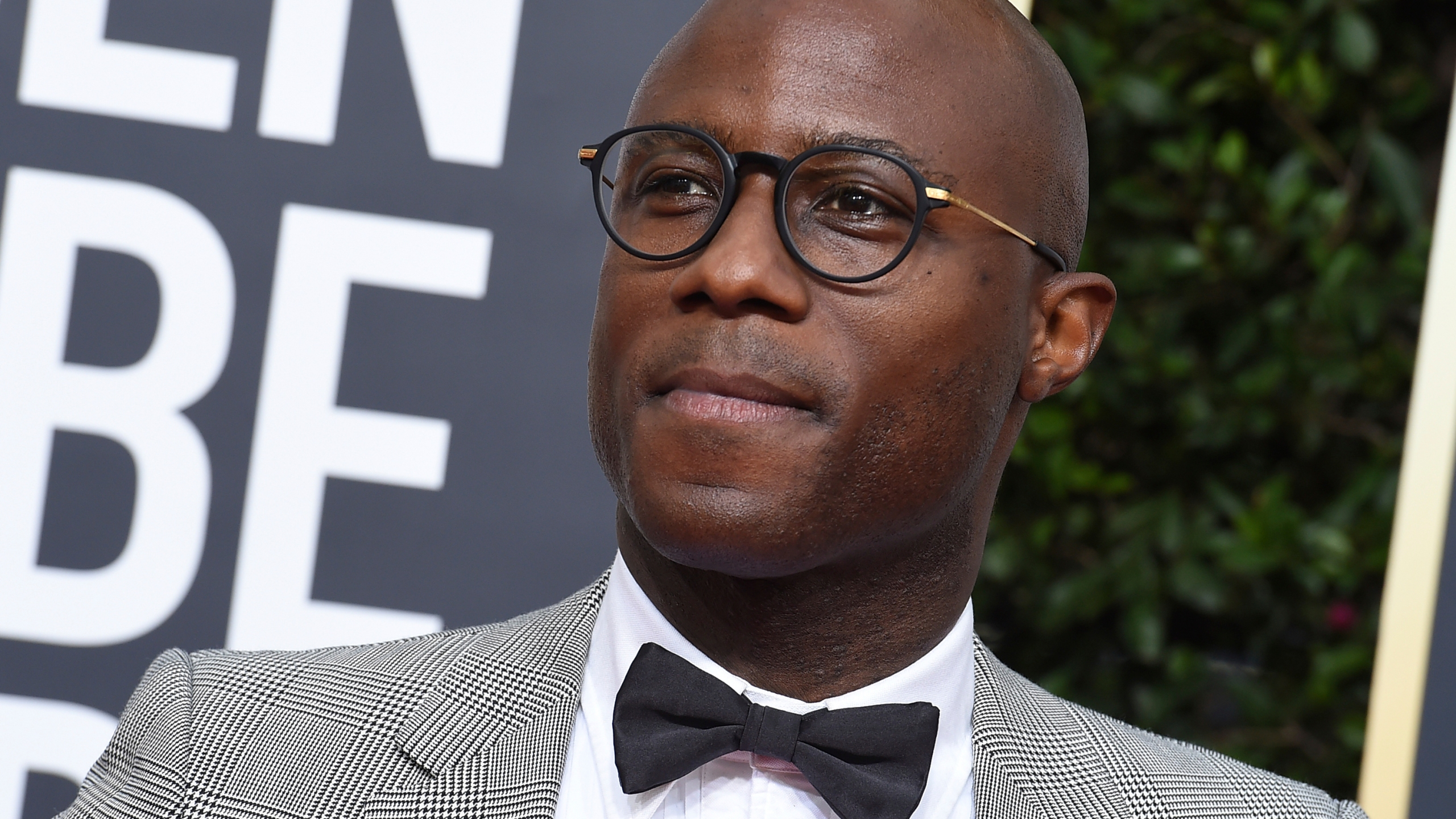 "Barry Jenkins arrives at the 77th annual Golden Globe Awards in Beverly Hills, Calif., on Jan. 5, 2020. The Walt Disney Co. is developing a sequel to the 2019 live-action ""The Lion King,"" with Jenkins, the director of the Oscar-winning ""Moonlight"" and the James Baldwin adaptation ""If Beale Street Could Talk,"" directing. (Photo by Jordan Strauss/Invision/AP, File)"