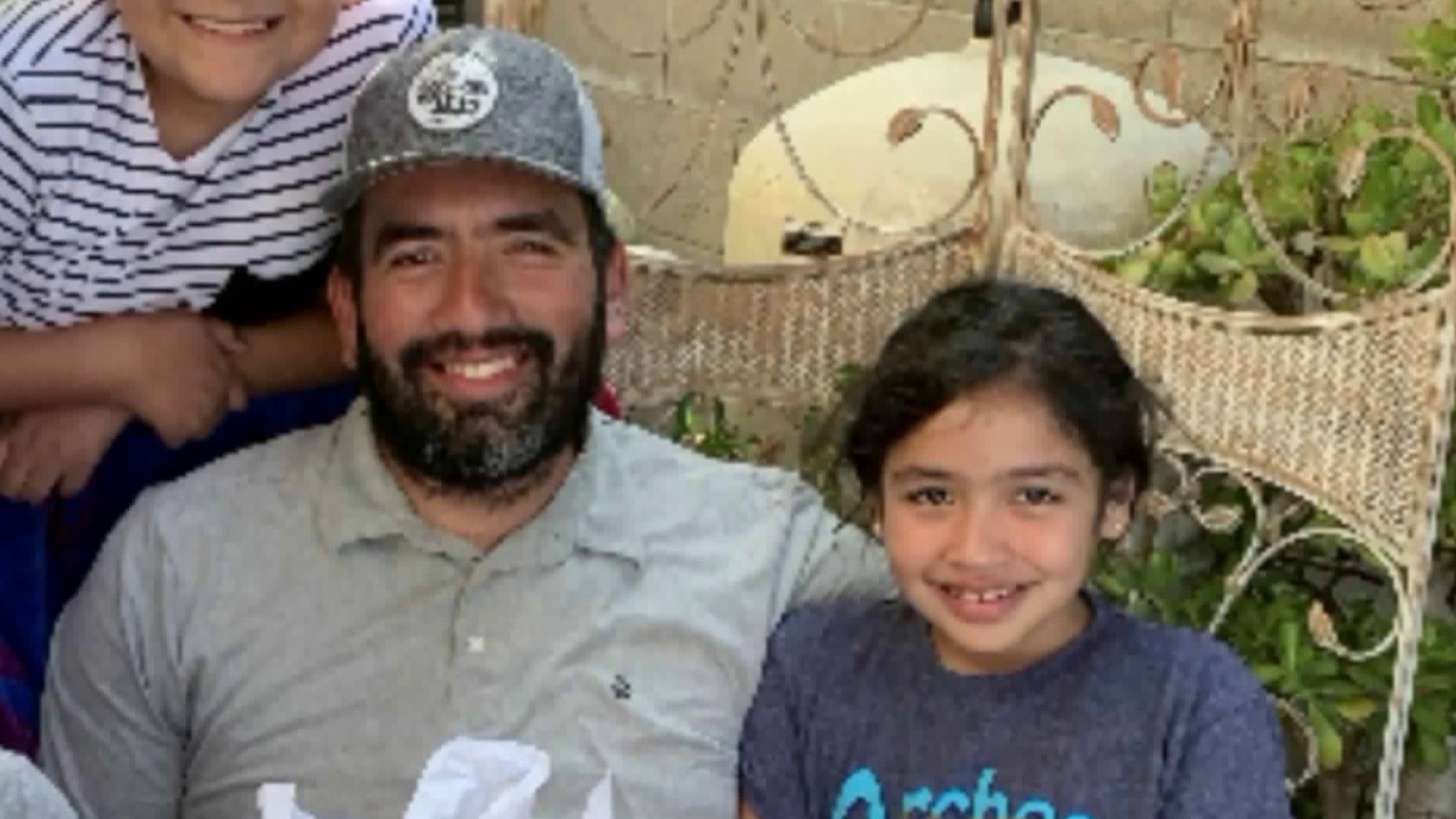 Jose DeJesus Berrelleza and his daughter are seen in a family photo.