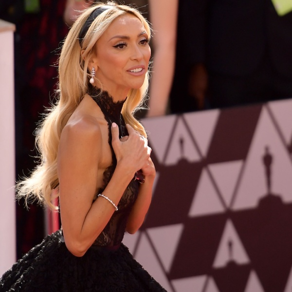 Giuliana Rancic attends the 91st Annual Academy Awards at Hollywood and Highland on Feb. 24, 2019 in Hollywood. (Matt Winkelmeyer/Getty Images)