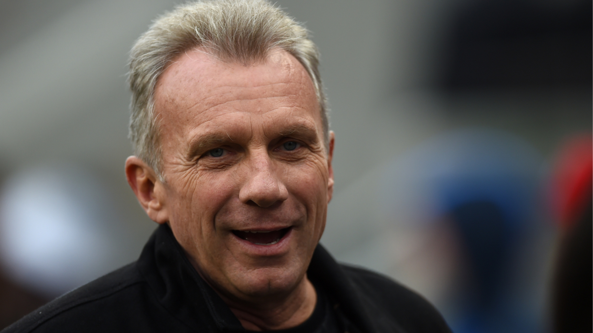 Former San Francisco 49ers quarterback Joe Montana looks on from the sidelines during the NFL game between the San Francisco 49ers and the Cincinnati Bengals at Levi's Stadium on Dec. 20, 2015 in Santa Clara, California. (Thearon W. Henderson/Getty Images)