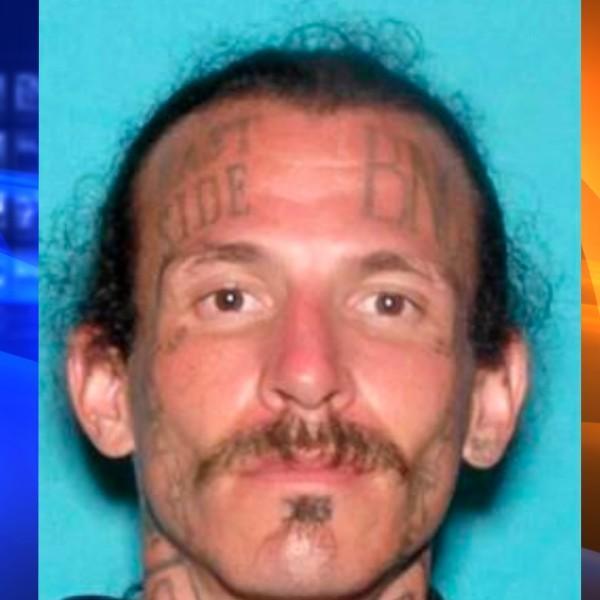 Ryan Funk, 31, appears in a photo released by Riverside police on Sept. 11, 2020.