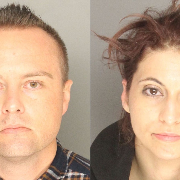Donald Anderson and Kimberly Machleit are shown in photos released by the Santa Barbara County Sheriff's Office on Sept. 22, 2020.