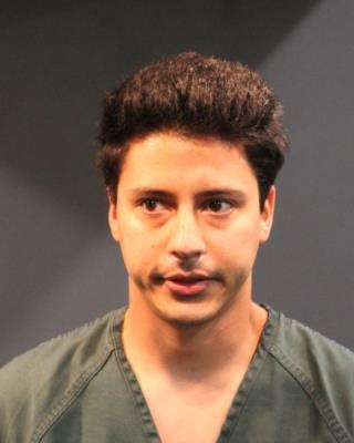 Jason Rodas is shown in a photo released by the Santa Ana Police Department on Sept. 9, 2020.