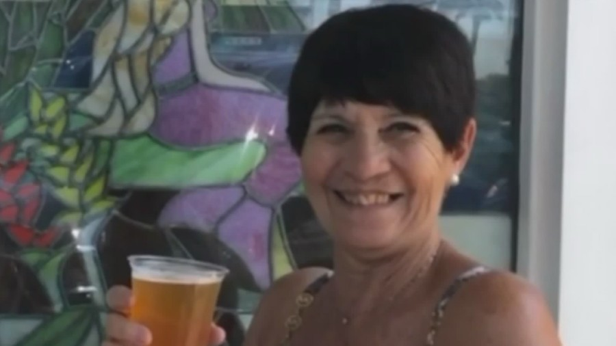 "Cleusa Moraes Coffman, 72, or ""Cleo"" as loved ones knew her, smiles in a photo provided by her sons. (KTLA)"