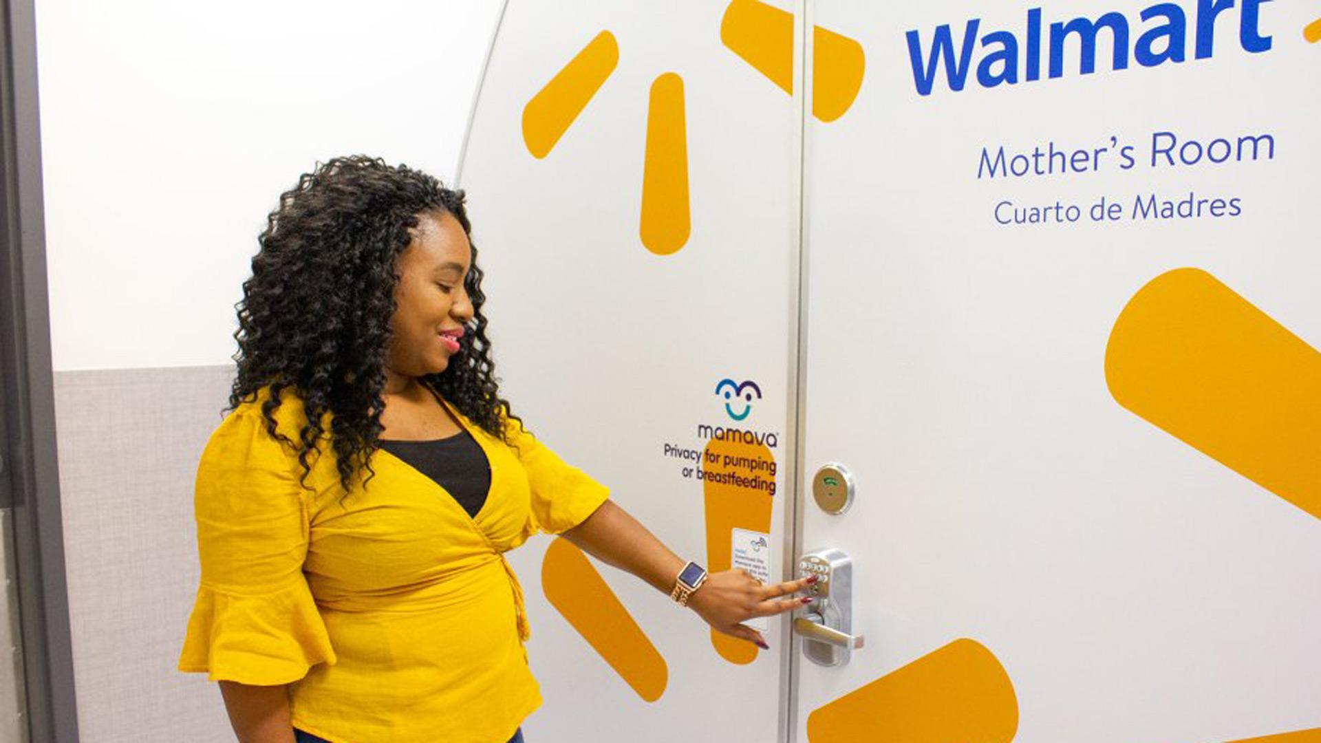 Walmart To Add Breastfeeding Pods For Nursing Mothers In 100 U S Stores Ktla
