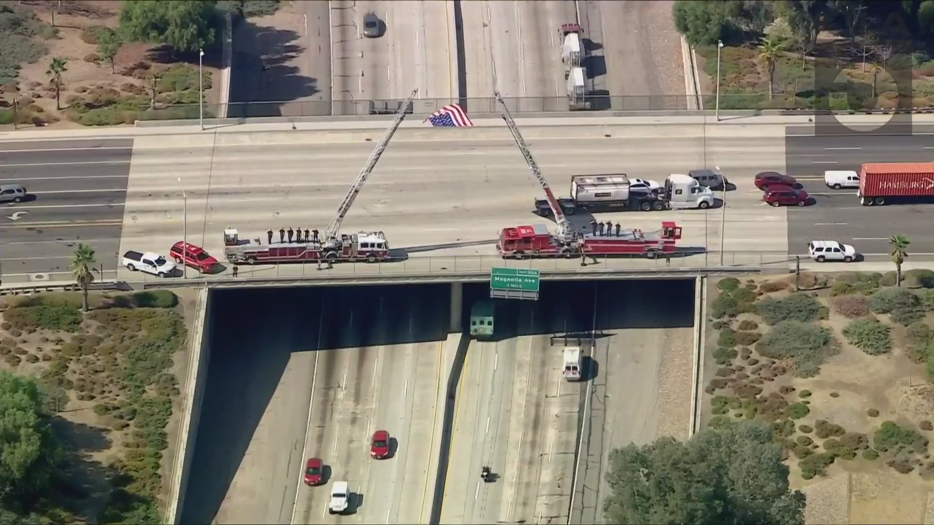 he always had my back firefighter who died battling el dorado fire honored by colleagues during procession ktla firefighter who died battling el dorado