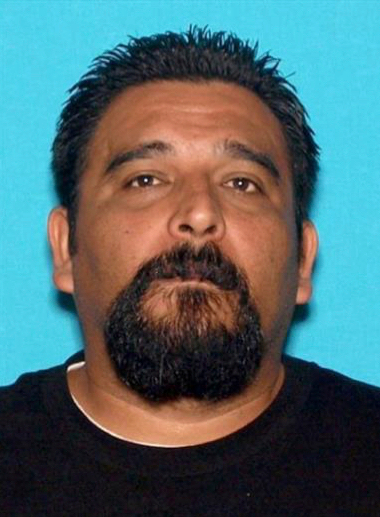 Eric Anglin is seen in an undated photo released Sept. 15, 2020, by the San Bernardino Police Department.