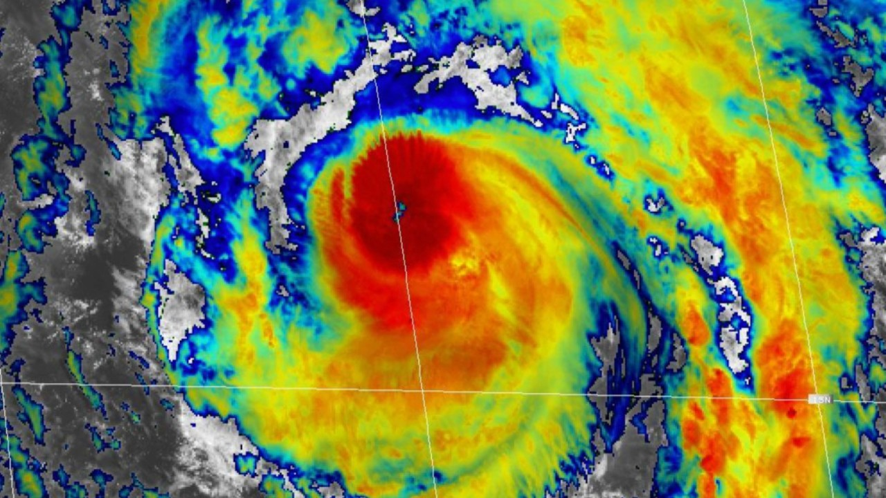 Hurricane Teddy could become catastrophic Category 4 storm: National Hurricane Center