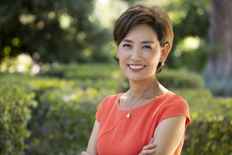 Young Kim is seen in an undated portrait. (Young Kim for Congress)