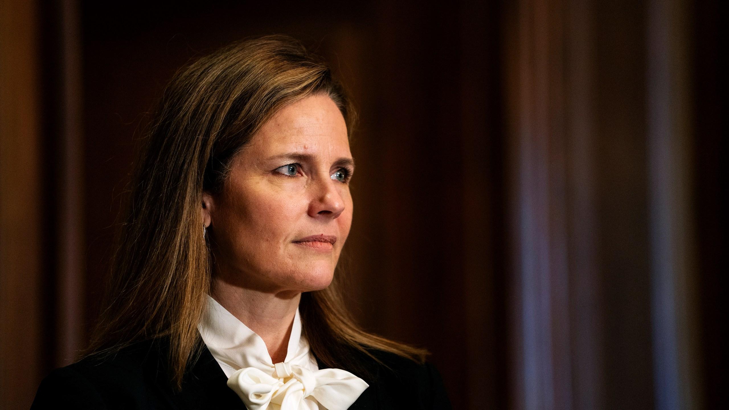 Republicans Push For Amy Coney Barrett S Supreme Court Confirmation Despite Senate Shut Down Due To Covid 19 Infections Ktla