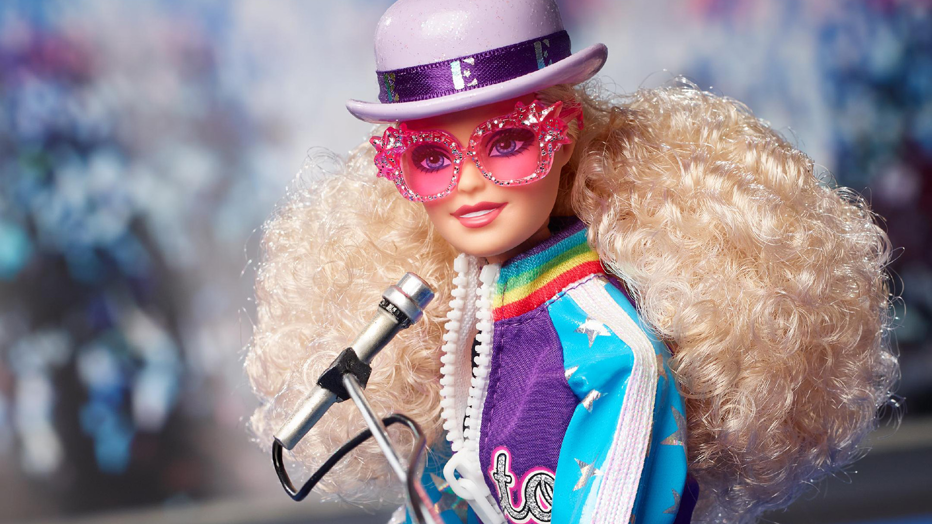 The Elton John Barbie ( Barbie/Mattel/Twitter)