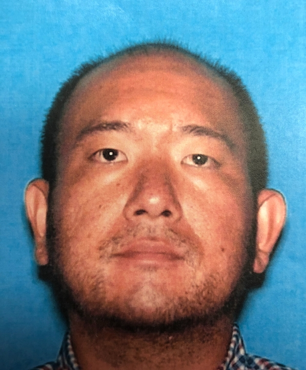 Timothy Takehara is seen in an undated photo released Oct. 7, 2020, by the Placentia Police Department.