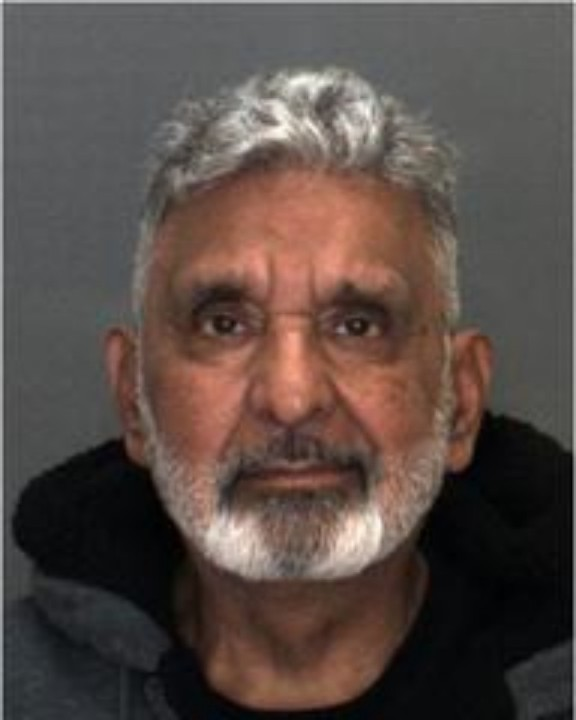 Arturo Lucero is seen in a booking photo released by Victorville police.