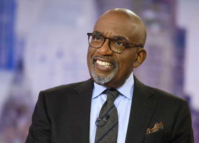 """This image released by NBC shows Al Roker on the set of the """"Today"""" show in New York on Feb. 11, 2020. (Nathan Congleton/NBC via AP)"""