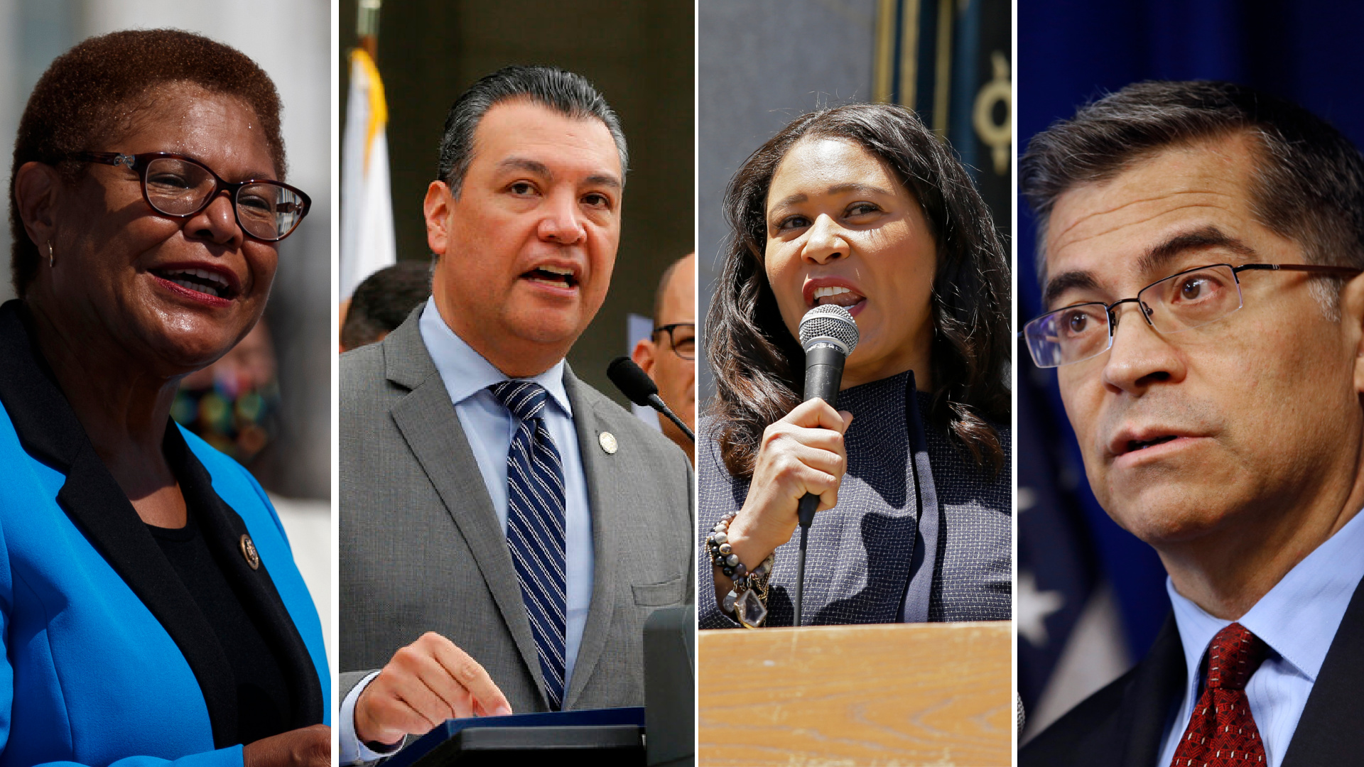 Who Gets Kamala Harris Soon To Be Vacant U S Senate Seat There Are Several Possible Contenders Ktla