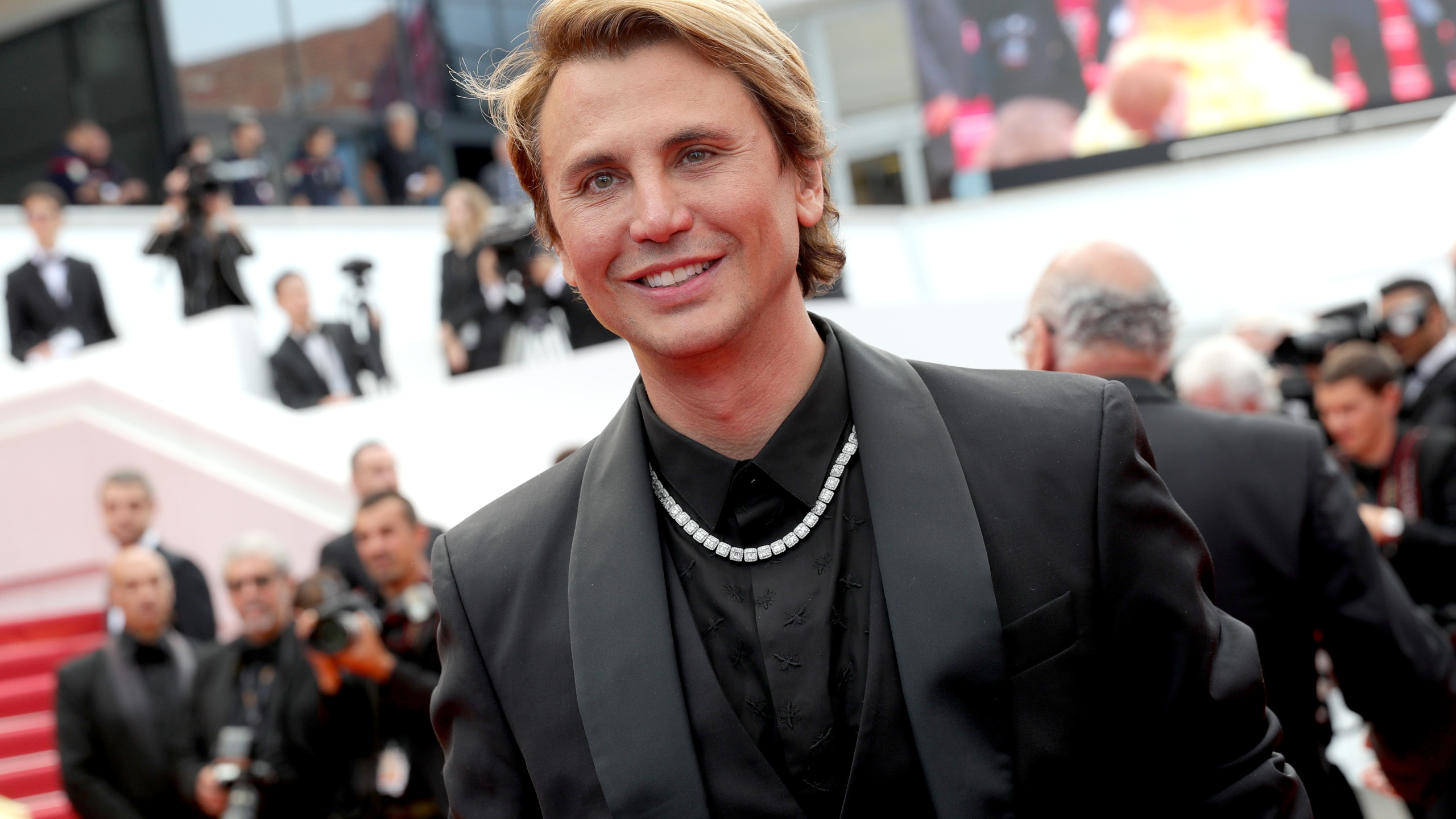 Jonathan Cheban attends a screening during the 72nd annual Cannes Film Festival on May 22, 2019, in Cannes, France. (Vittorio Zunino Celotto/Getty Images)