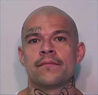 Javier Magaña appears in a photo released by the Ventura Police Department in November 2020.
