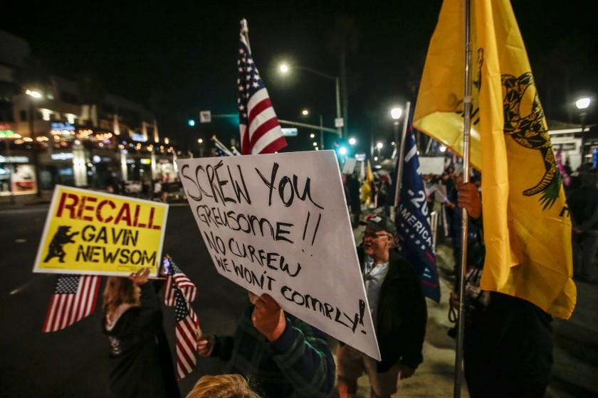 California Officials Hope Covid 19 Lockdown Measures Will Slow Virus Spread Ktla