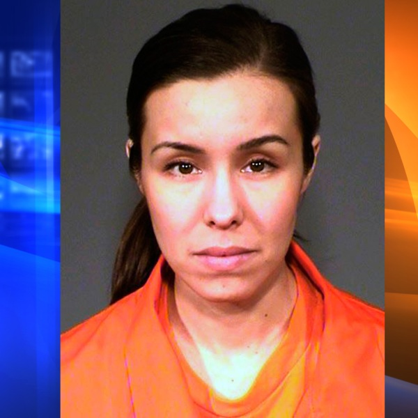 This undated file photo provided by the Arizona Department of Corrections shows Jodi Arias, who is serving a life sentence for her murder conviction in the 2008 death of her former boyfriend Travis Alexander.