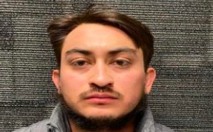 Homicide suspect Santos Rodriguez, 24, of Desert Hot Springs appears in a photo released by the San Bernardino Police Department on Nov. 22, 2020. He stands accused of killing the 3-year-son of his girlfriend a day earlier.