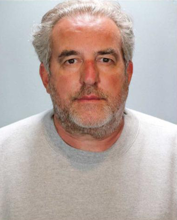Randy Rosen is shown in a photo released by the Orange County District Attorney's Office on July 3, 2020.