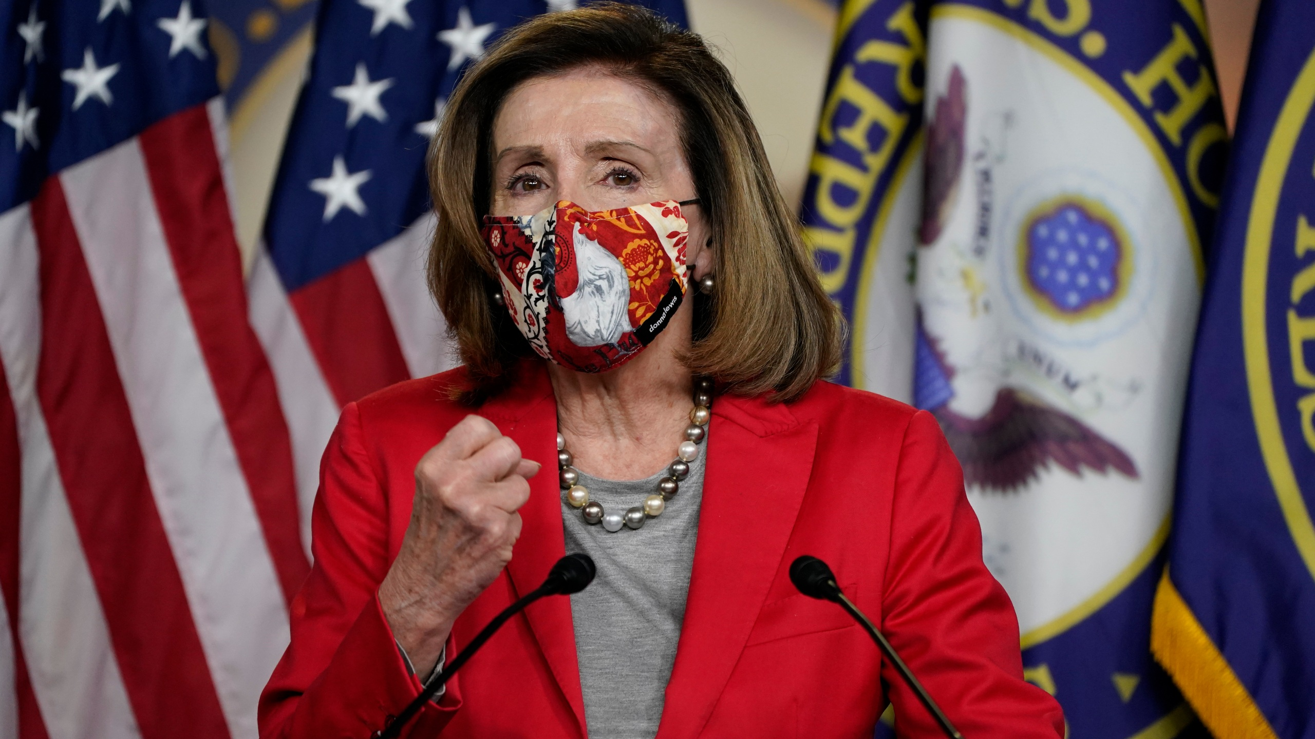 Nancy Pelosi likely to be reelected as House speaker, but pandemic