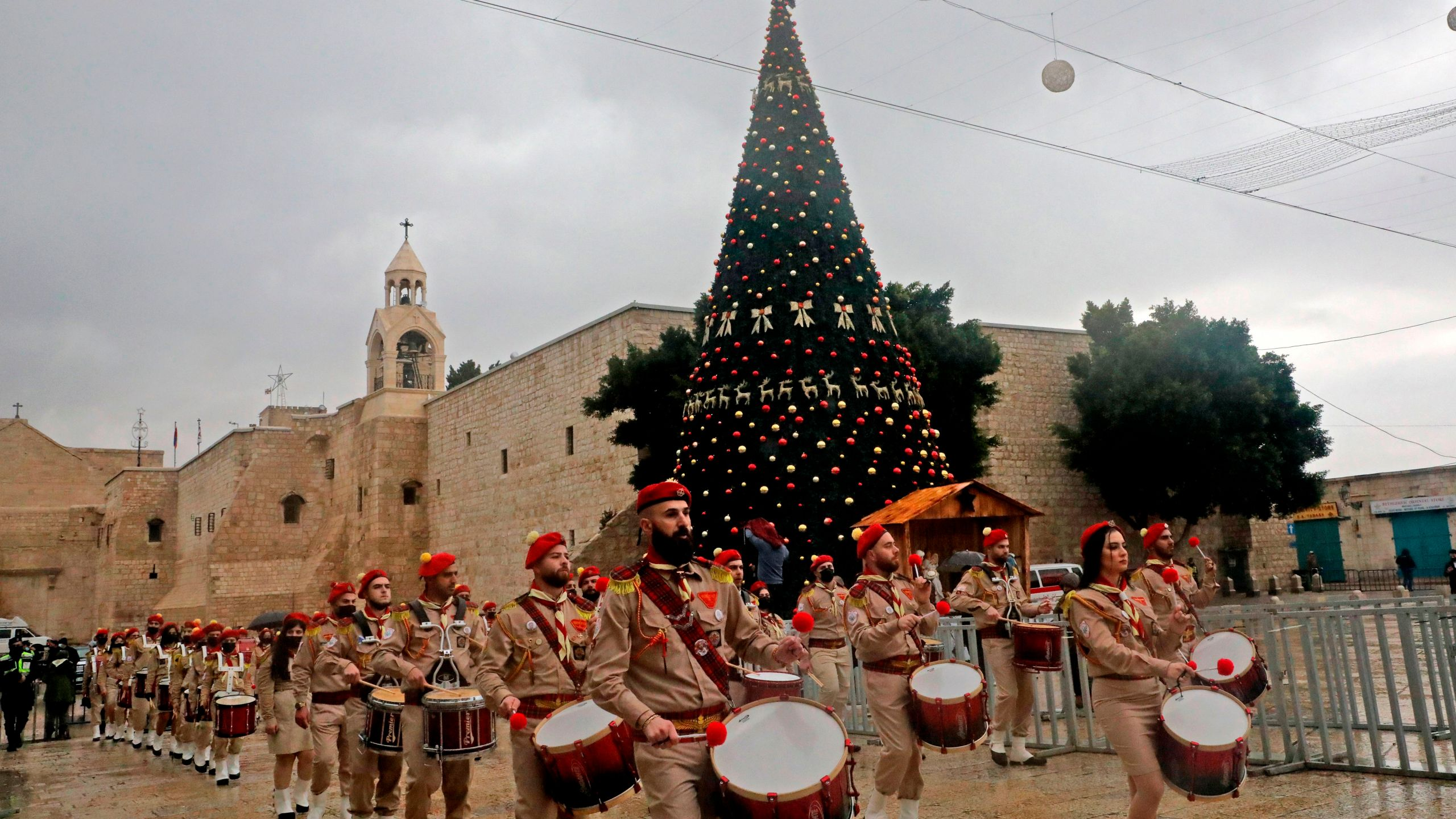 Christmas joy dampened in Bethlehem — and worldwide — amid