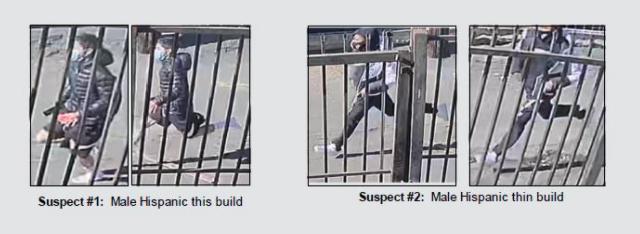 2020年12月9日,洛杉矶县警察局公布的照片中,袭击者。(photo:KTLA)
