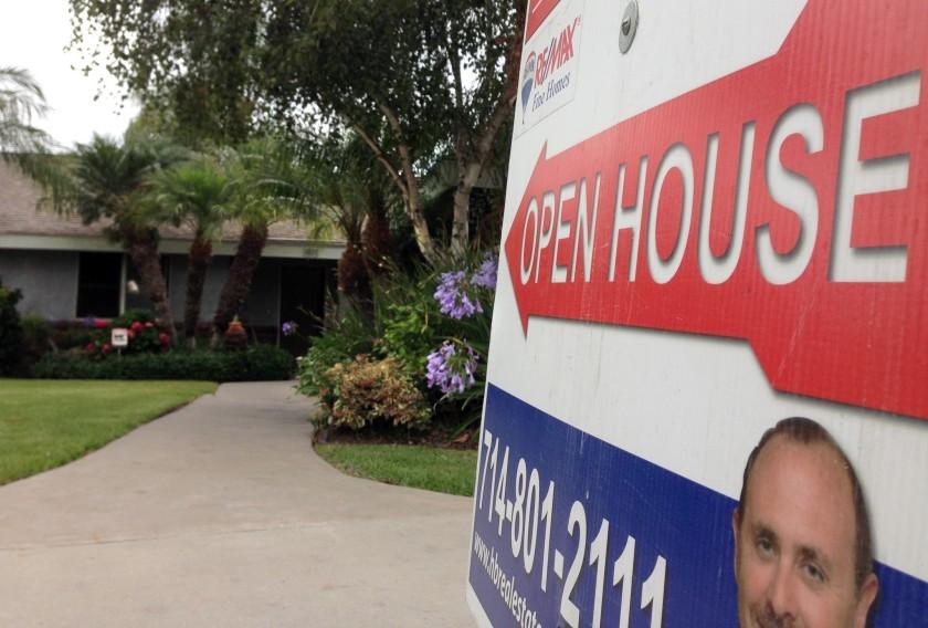 南加州11月房屋销售同比增长18.9%。(Bryan Chan / Los Angeles Times)(photo:KTLA)
