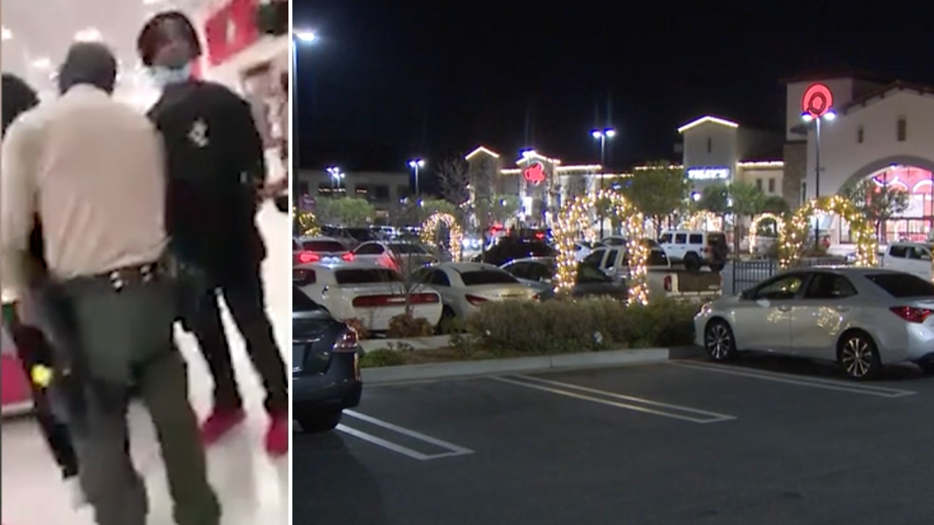 Teens were detained at a Target in Westlake Village on Jan. 17, 2021, an incident caught in a widely circulated video.