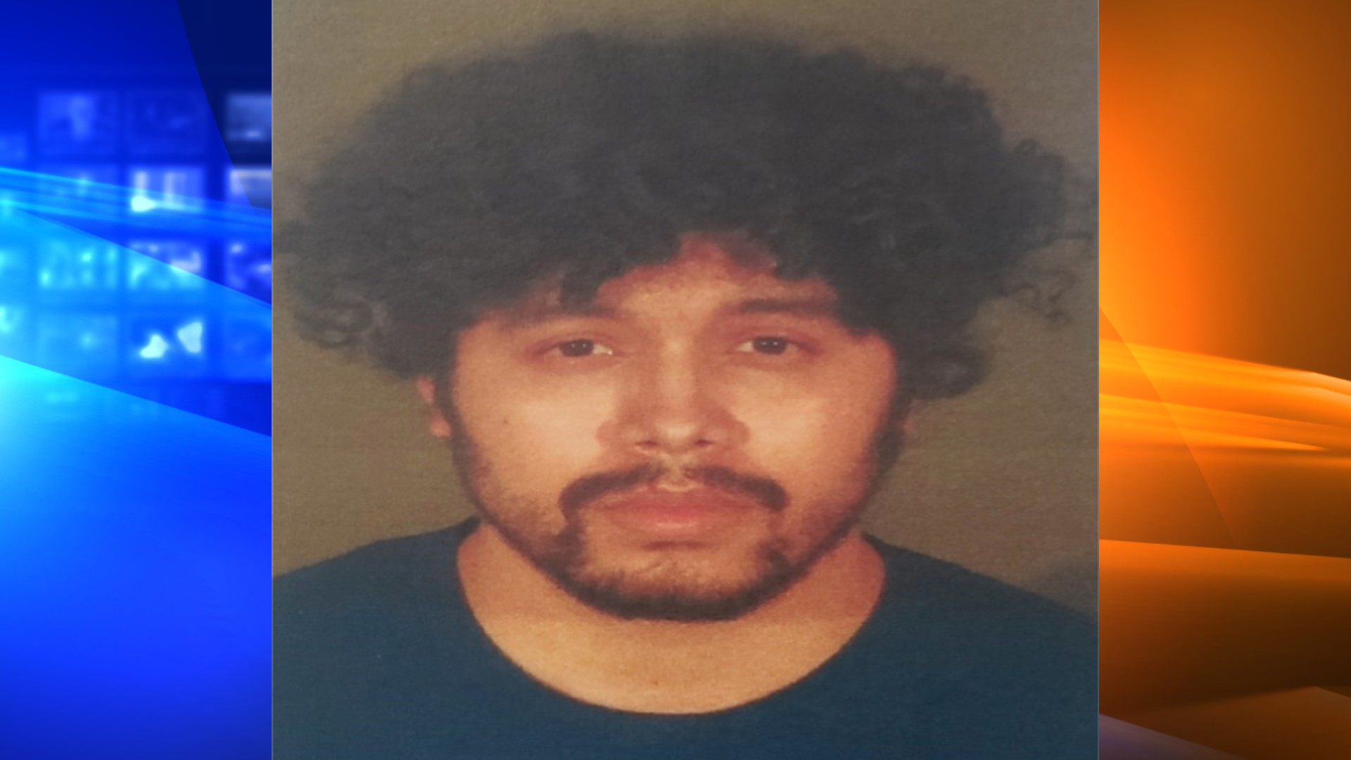Daniel Velasco Moreno is seen in an undated booking photo released by the Los Angeles Police Department on Jan. 15, 2021.