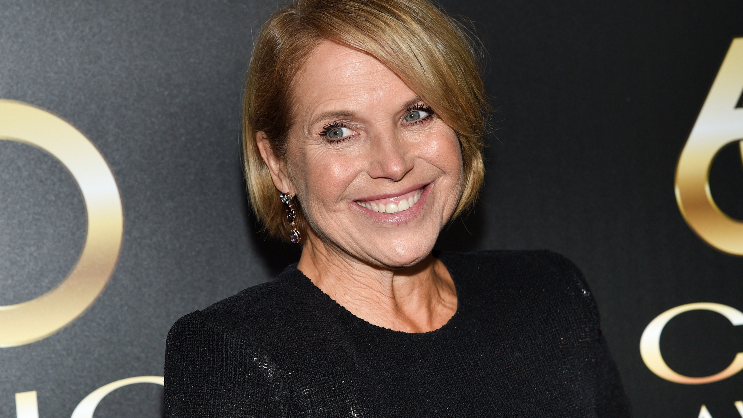 Television journalist Katie Couric attends the 60th annual Clio Awards at The Manhattan Center on Wednesday, Sept. 25, 2019, in New York. (Photo by Evan Agostini/Invision/AP)