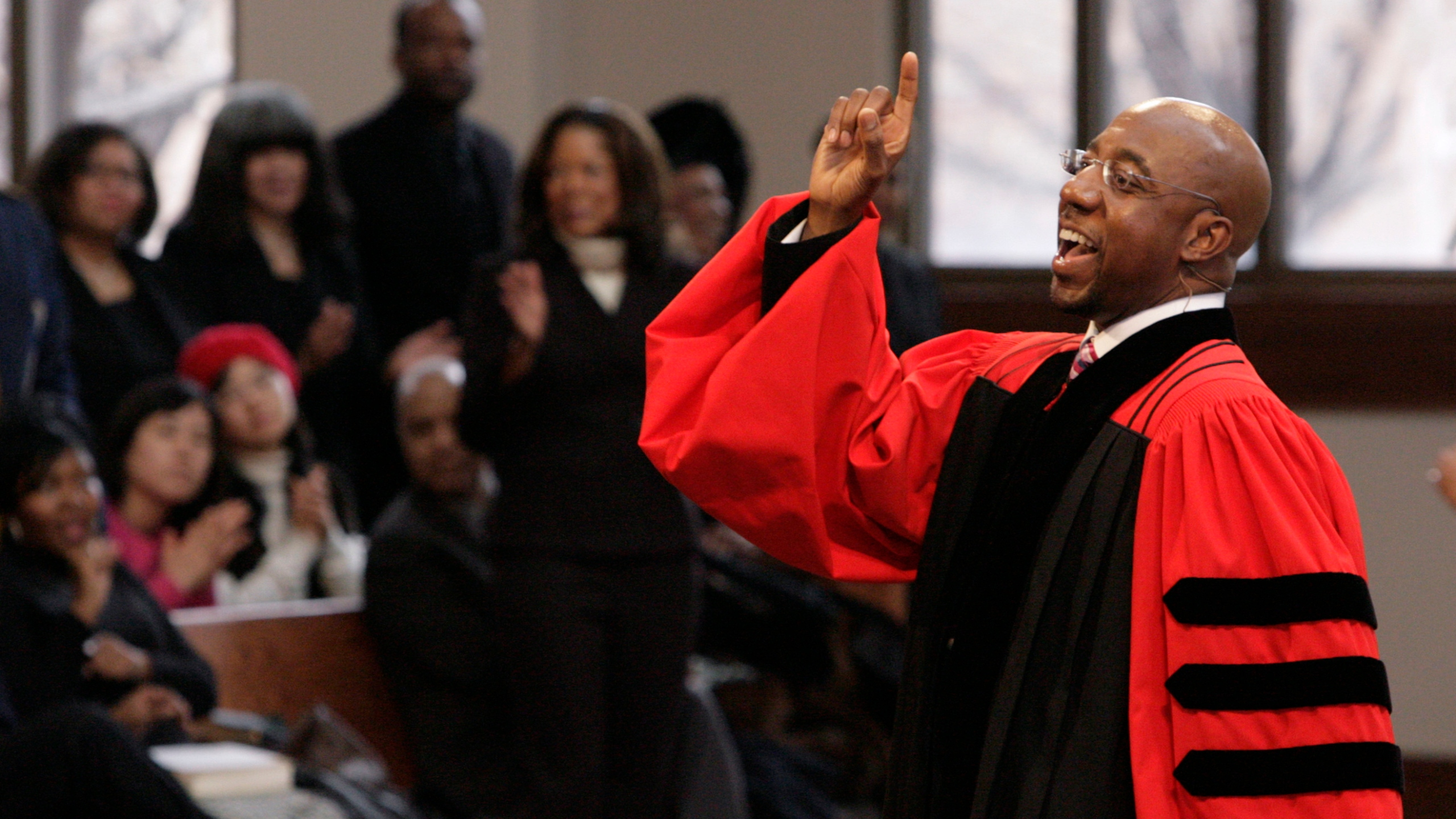 Senate race in Georgia thrusts 'Black America's church' into spotlight |  KTLA