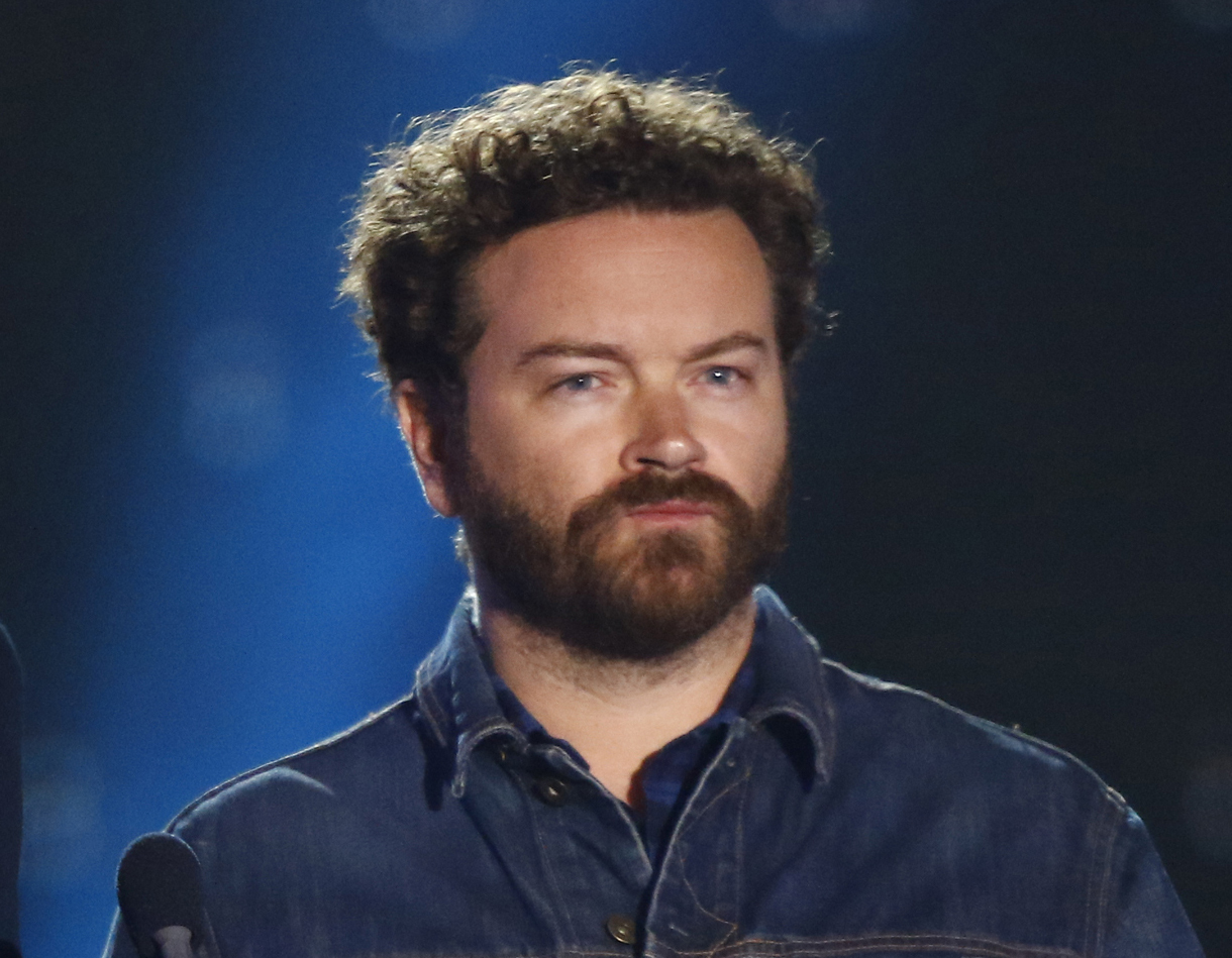 Danny Masterson appears at the CMT Music Awards in Nashville, Tenn. on June 7, 2017. (Wade Payne/Invision/AP, File)