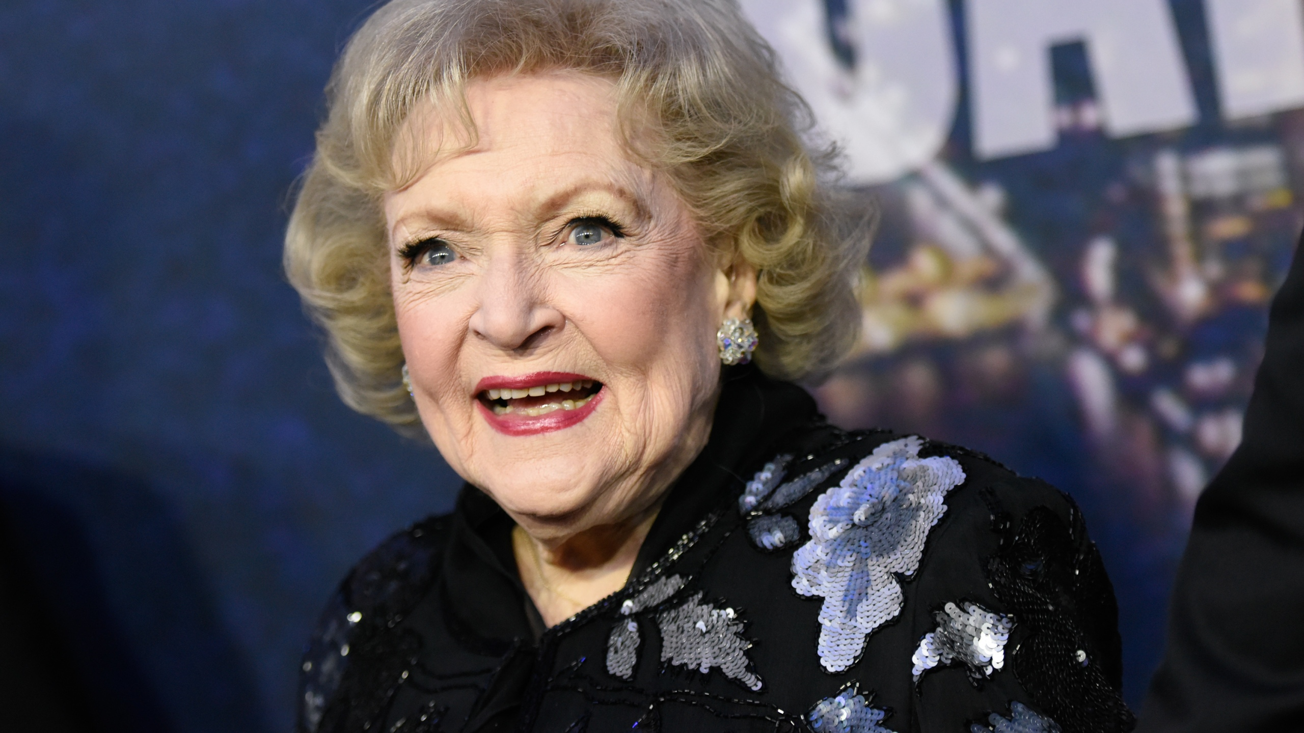 In this Feb. 15, 2015 file photo, Betty White attends the SNL 40th Anniversary Special in New York. (Evan Agostini/Invision/AP, File)