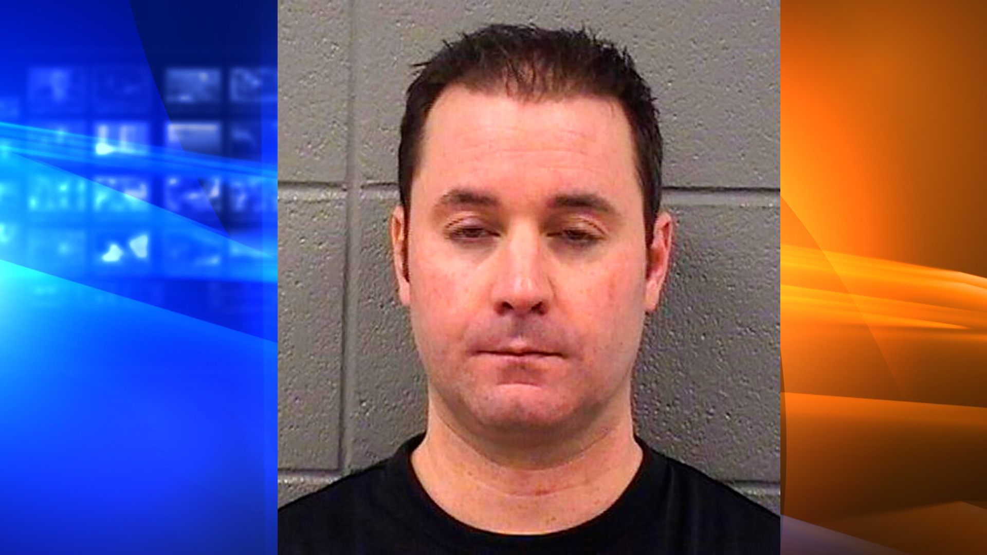 This 2014 booking photo provided by the Cook County Sheriff's Office, in Chicago, shows Louis Capriotti.