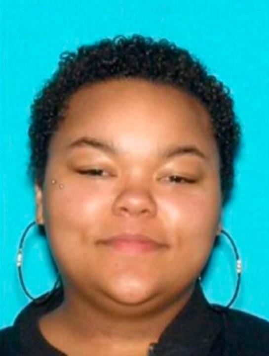 Faith Carroll Kinzle is seen in a photo released by the San Bernardino police.
