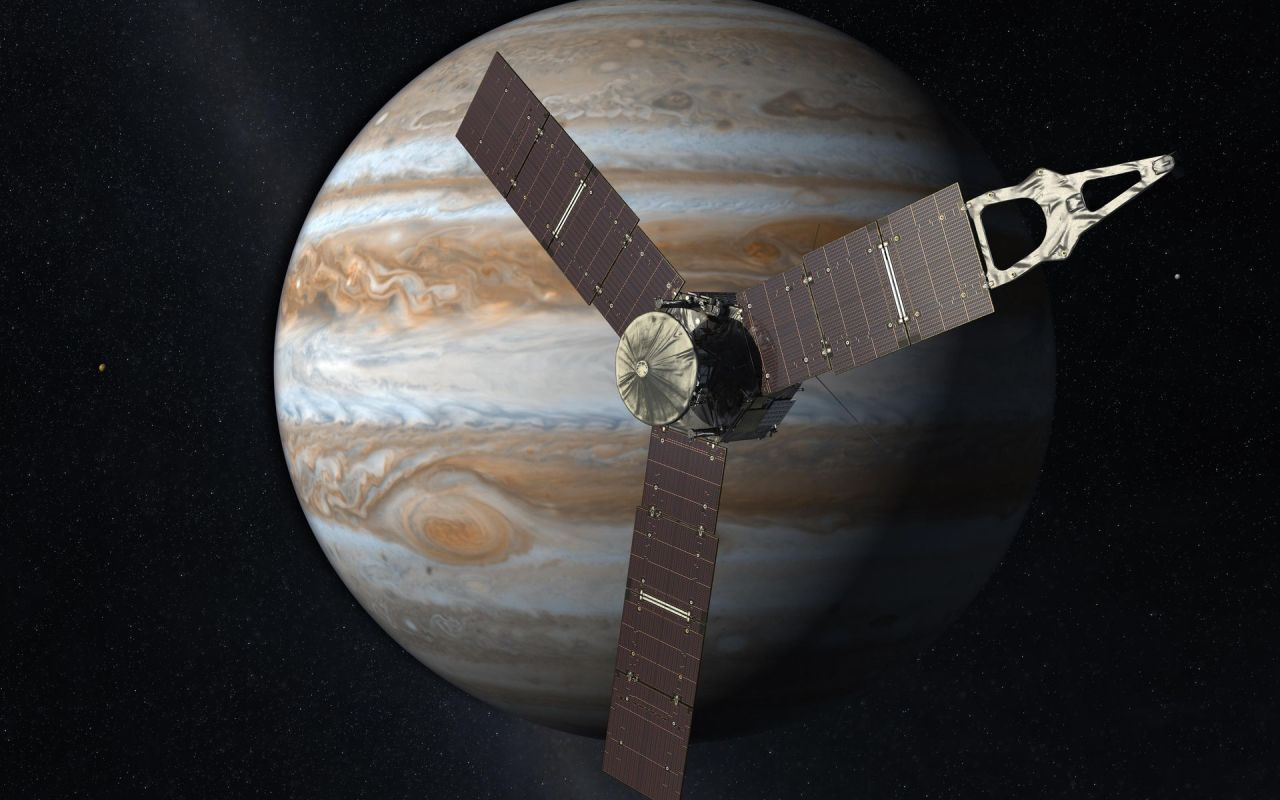 Juno spacecraft discovers FM radio signal coming from Jupiter moon