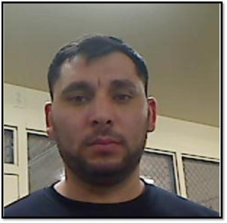 Florin Raducanu is seen in an undated photo released by the Anaheim Police Department.