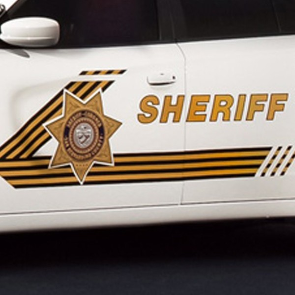 A San Bernardino County Sheriff's Department patrol vehicle appears in an image posted on the agency's website in April 2019.