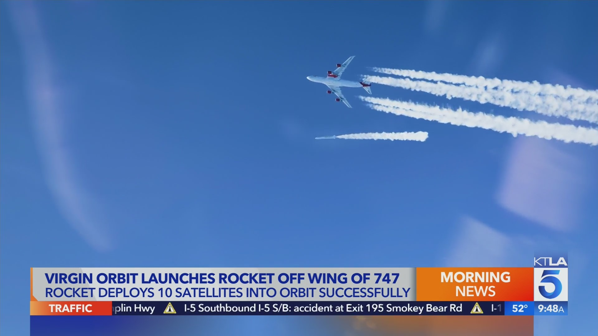 Chief Test Pilot Kelly Latimer Virgin Orbit rocket launch
