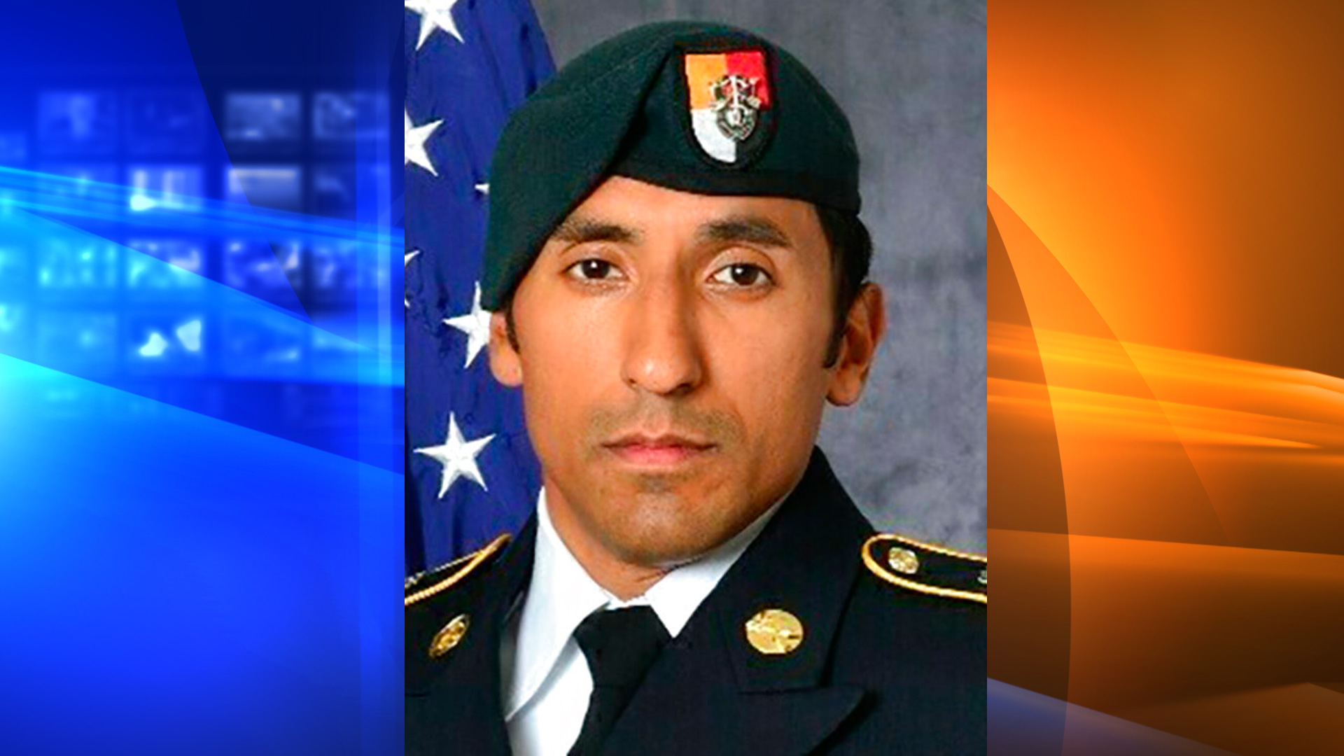 This undated photo provided by the U.S. Army shows U.S. Army Staff Sgt. Logan Melgar Green Beret, who died from non-combat related injuries in Mali in June 2017.