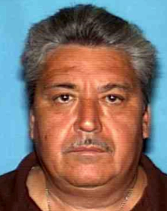 Antonio Garcia-Gutierrez is shown in a photo released by the LAPD on Feb. 23, 2021.