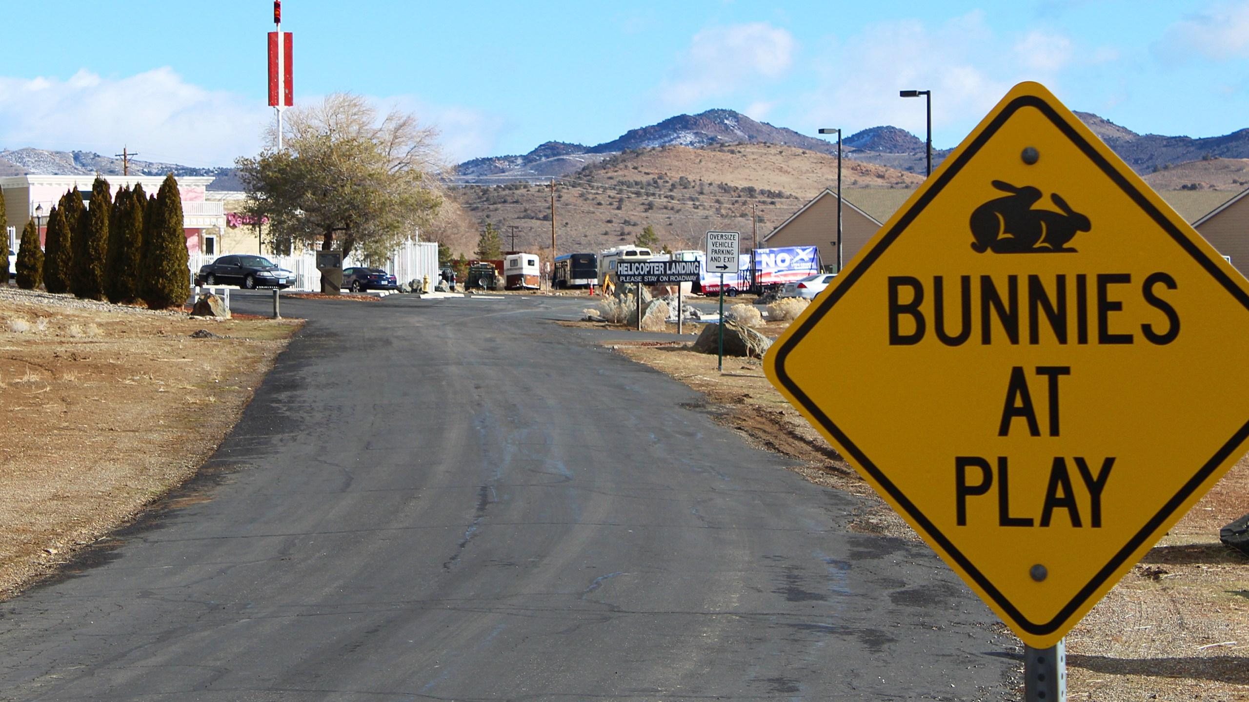 Coronavirus pandemic makes sex work taboo in Nevada's legal brothels | KTLA