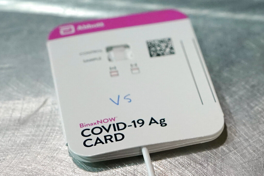 COVID-19 test demand plunging across U.S. as experts fear emerging variants could prolong pandemic