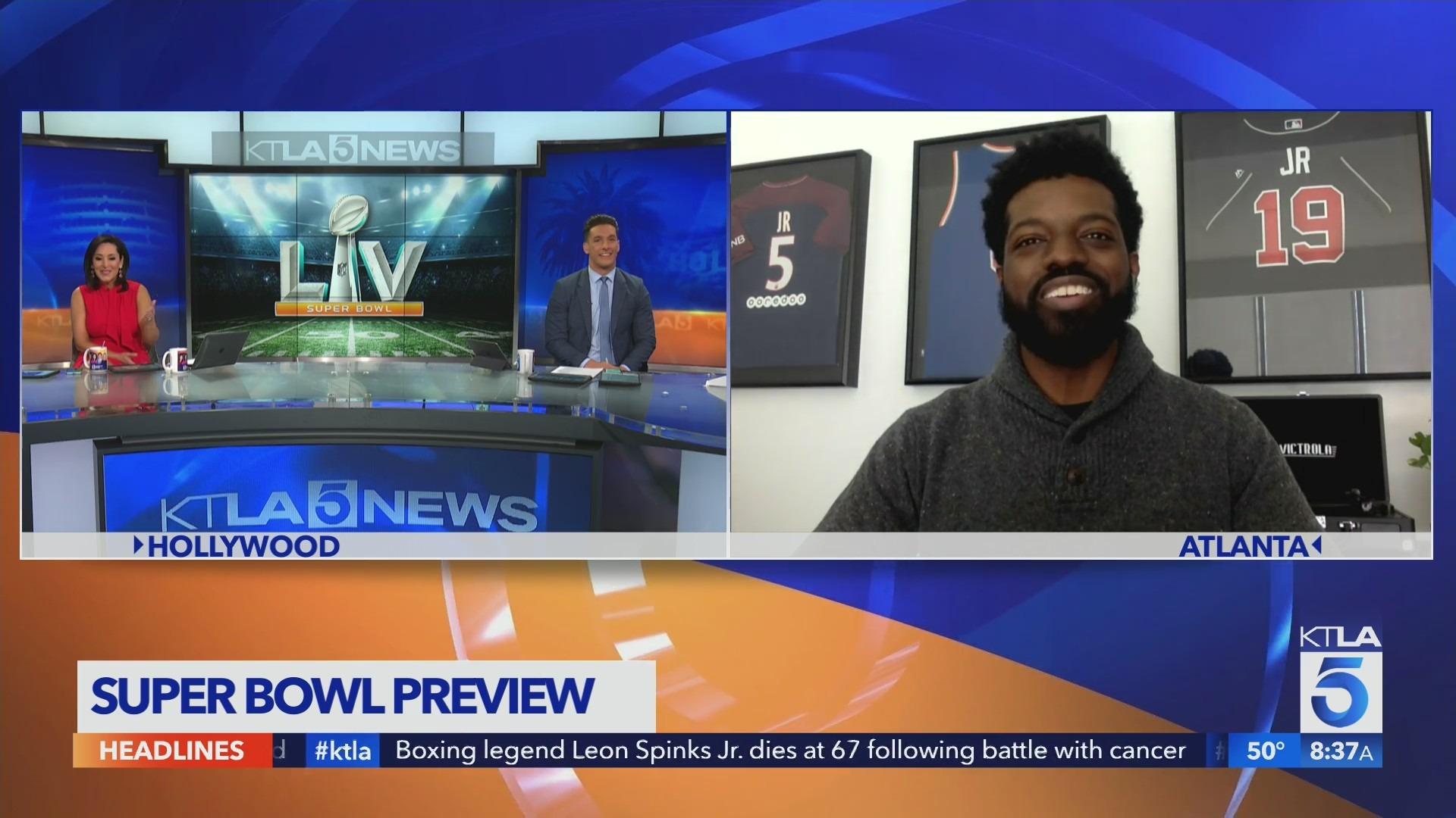 J.R. Jackson previews Super Bowl LV
