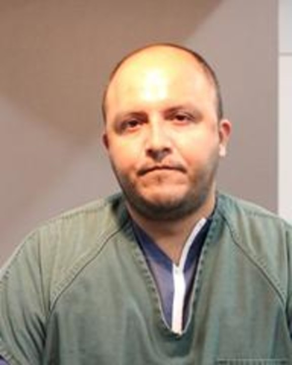 Juan Sandoval is seen in a photo released by the Santa Ana Police Department.
