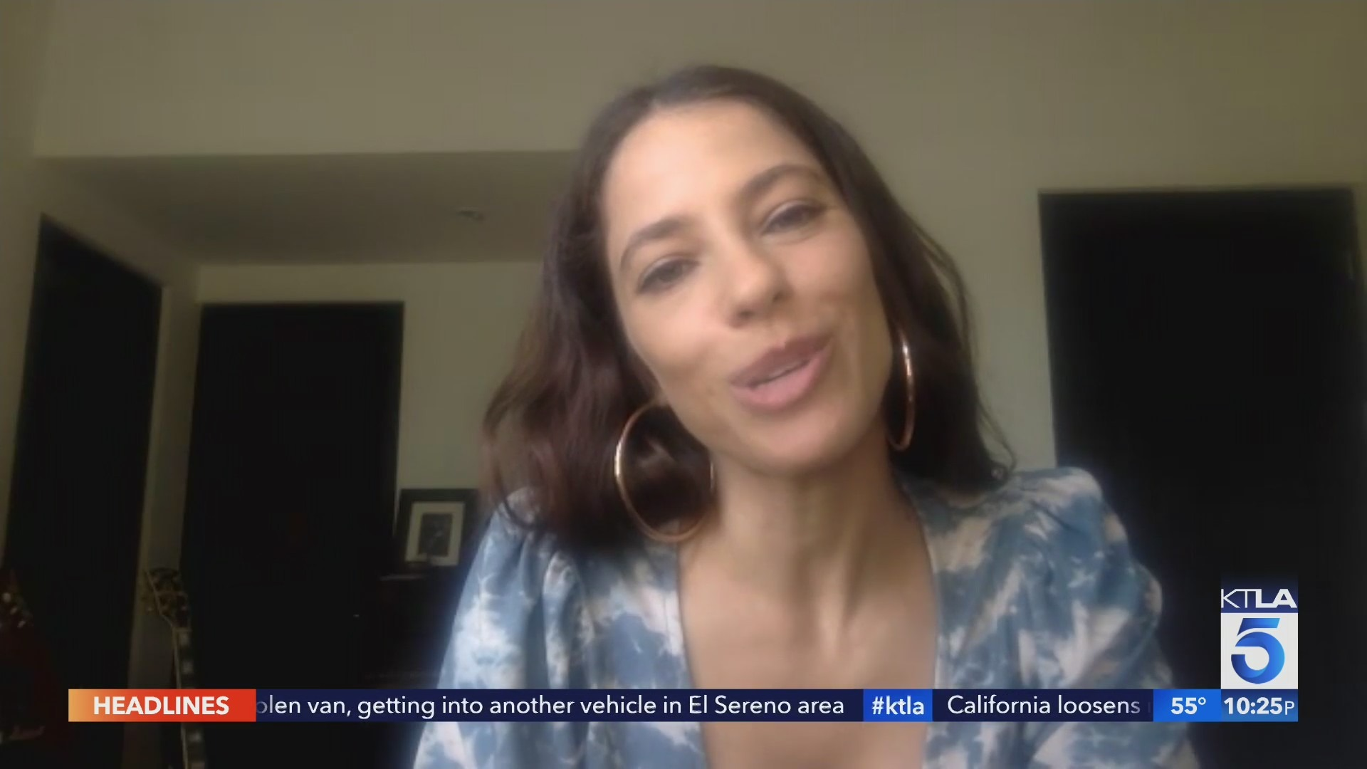 This Segment aired on the KTLA 5 News at 10 p.m. on February 22. 2021.